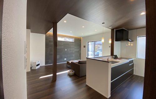 まるで新築にしか見えない見た目と性能を実現し、安心で快適な住まいに大変身!
