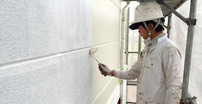 外壁塗装(クリーンマイルドウレタン)