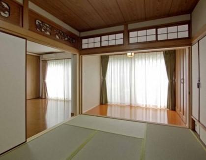 新潟市小針の家一軒まるごとリノベーションビフォー内観